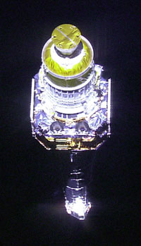 Photograph the Chandra Satellite.